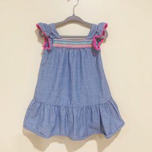 Cherokee Girls Toddler Summer Dress (2T)